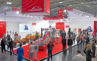 Trade fair presence: bringing a brand to life