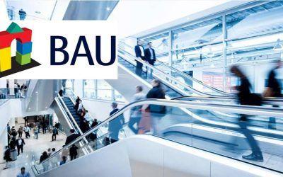BAU: Die Weltleitmesse der Baubranche
