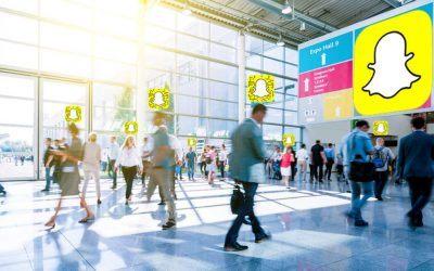 Snapchat at trade fairs – the new trend?