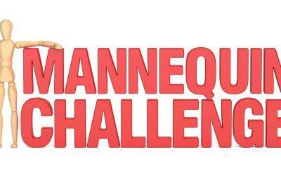Die Mannequin Challenge sorgt für Aufsehen im Messebetrieb
