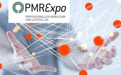 PMRExpo – die Zukunft der Mobil- und Leitstellenkommunikation