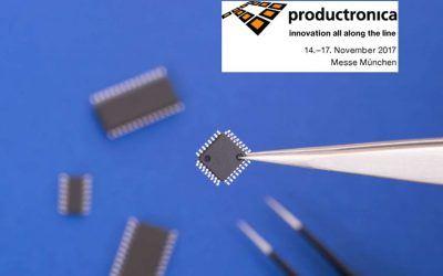 productronica – Wegbereiter für Innovationen der Elektronikfertigung