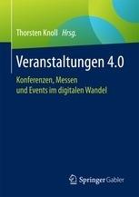 'Veranstaltungen 4.0' vom Gabler Verlag, Juni 2017