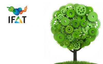 WUM Design auf der IFAT Messe in München als Messebau Unternehmen