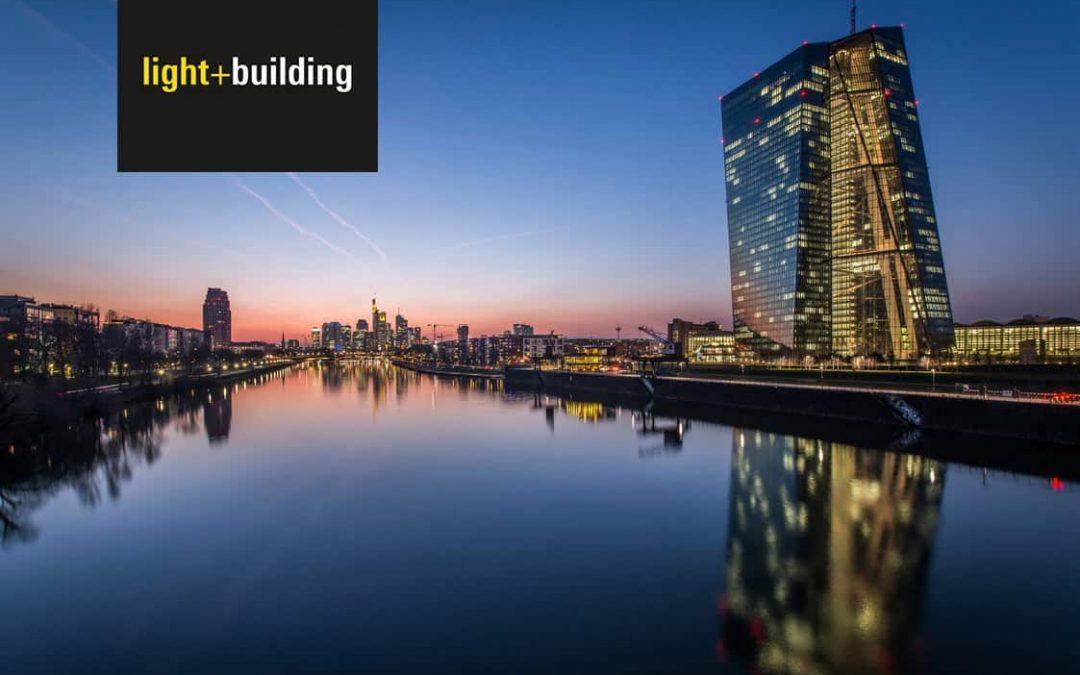 Light + Building – Der leuchtende Stern am Messehimmel