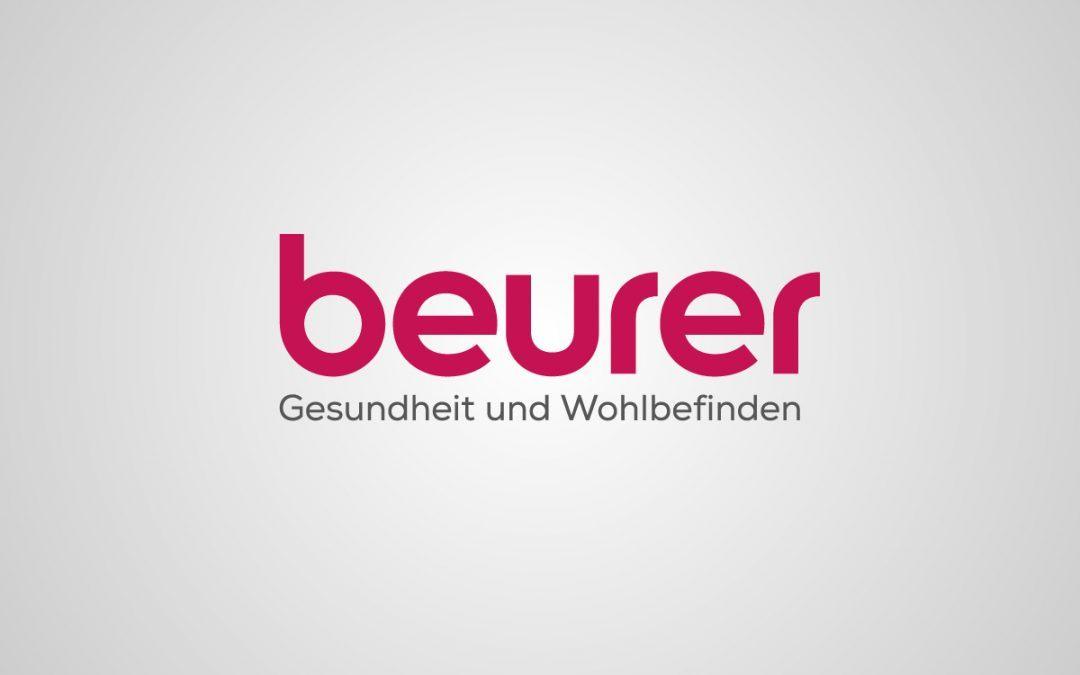 WUM wins Beurer as a new client