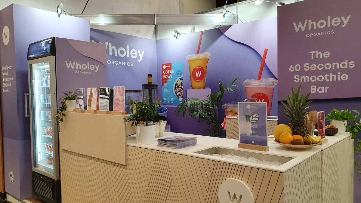 Anuga Fair 2019 Wholey stand